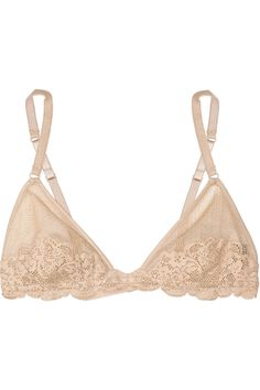 Crafted from intricate laser-cut leather and mesh: Jean Paul Gaultier for La Perla