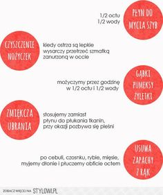cleanign at home - in polish language Polish Language, Interior Walls, Origami, Diy And Crafts, Good Things, Cleaning, Tips, Blog, Vinegar
