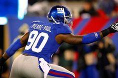 Jason Pierre-Paul de los NY Giants, pone a la venta su casa