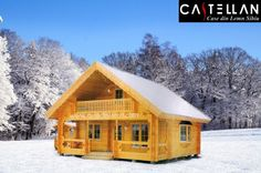 Ontario---copie Ontario, Wooden House, Home Fashion, Style At Home, Cabin, House Styles, Houses, Home Decor, Greece