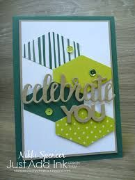 truly tailored stampin' up Masculine Birthday Cards, Birthday Cards For Men, Masculine Cards, Male Birthday, Scrapbooking, Scrapbook Cards, Hexagon Cards, Stampin Up Anleitung, Friendship Cards
