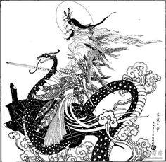 真武大帝 - Zhenwu, major Daoist deity