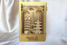 Gold Company Brand identity pop up card, custom promo card Corporate Invitation, Invitation Cards, Invitations, Corporate Gifts, Corporate Events, Luxury Card, Custom Greeting Cards, Business Logo, Customized Gifts