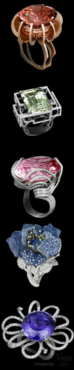 Diamond Watches Collection : Laurenz Baumer♥✤Cocktail Rings - Watches Topia - Watches: Best Lists, Trends & the Latest Styles Ruby Jewelry, Sapphire Jewelry, Gems Jewelry, Bling Jewelry, Gemstone Jewelry, Luxury Jewelry, Jewelery, Unique Jewelry, Diamond Jewelry