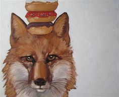 Foxy Stack | Nicole Newsted