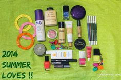 2014 Summer Product Loves