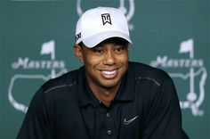 Tiger in good form after yesterdays practice round