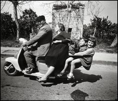 Bruno Barbey. The Italians. Palermo, Sicilia 1966.