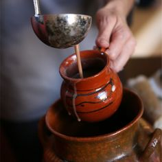 Champurrado (Mexican Hot Chocolate) - Hispanic Kitchen
