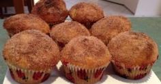 Recipe Doughnut Muffins by ejwarner, learn to make this recipe easily in your kitchen machine and discover other Thermomix recipes in Baking - sweet. Sweet Recipes, Snack Recipes, Cooking Recipes, Doughnut Muffins, Doughnuts, Bellini Recipe, Donut Maker, Thermomix Desserts, Meals For The Week