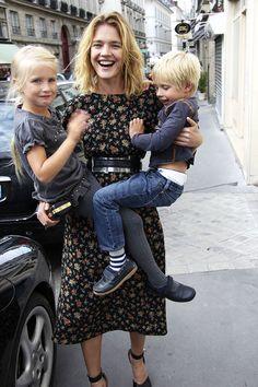 Наталья Водянова: самые важные вопросы о материнстве (фото 8) natalia vodianova