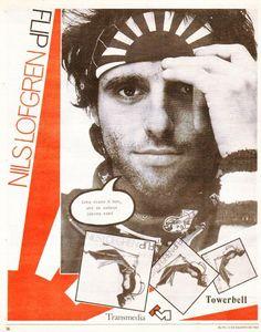 Nils Lofgren - Flip [Blitz Nº41 - 13.Agosto.1985] http://viva80.pt/