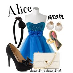 """""""Alice"""" by disneythis-disneythat on Polyvore"""