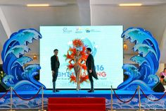 Những hình ảnh về hội chợ du lịch Quốc tế lần đầu tiên tại Đà Nẵng - BMTM 2016 - Biển Đà Nẵng