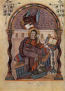 Evangelist portrait - Wikipedia, the free encyclopedia