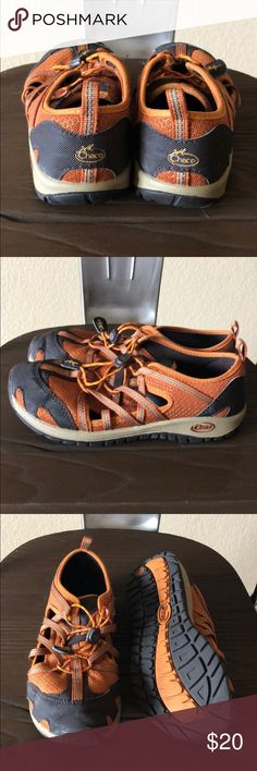 f8b35e9a1408 Kids Chaco s. Size 3. These were great for my son. He wore these