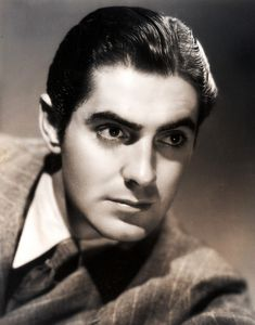 Tyrone Power, 1930s ~ I think my mom had a crush on him back in the day
