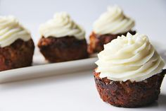 Meatloaf - BBQ Bacon Cheddar Meatloaf cupcakes with mashed potato frosting. (Made mine a bit unhealthier by using mixed beef and pork instead of turkey - but the flavor was excellent! Best Tasting Meatloaf Recipe, Meatloaf Recipes, Vegetarian Meatloaf, Bacon Meatloaf, Turkey Meatloaf, Meatloaf Sandwich, Dog Frosting Recipe, Frosting Recipes, Best Ground Turkey Recipes