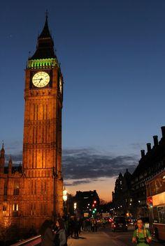 Big Ben, London - 2012.