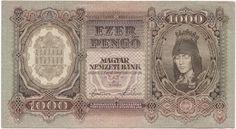 1000 Pengö 1943 (Hungaria)