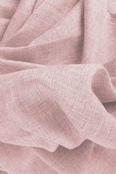 Rideau Copenhague, rose blush n°5
