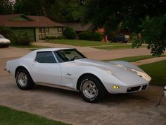 1973 Corvette Stingray Criss Corvette