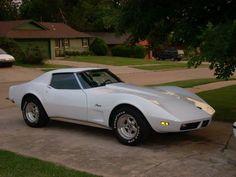 1973 Corvette Stingray Criss Corvette
