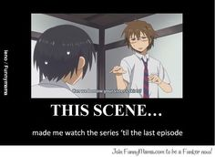one of the most random animes - Daily Lives of High School Boys - Danshi Koukousei no Nichijou