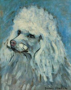 El Hurgador [Arte en la Red]: Pintando perros / Painting Dogs (XLV)