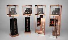 Hennessy Shop in Shop and POSm on Behance