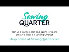 Sewing Quarter - October 2017 - Amanda Wyatt (at and hours) making the jersey top - McCalls Sewing Quarter, U Tube, Sewing School, Friday Feeling, Master Class, Inspire Me, January 2018, October, Feelings