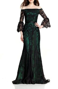 Theia Lace Gown