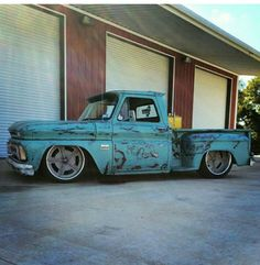 Love my old trucks