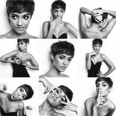 Frankie Sandford, love her pixie