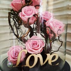 Anthos Thessaloniki Flower Show, Flower Art, Valentine Gifts, Valentines Day, Forever Rose, Love Rose, Thessaloniki, Pink Roses, Floral Wreath