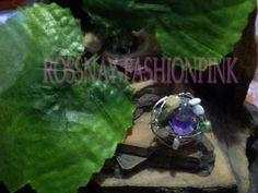 Las Manualidades de Roshalyss: Anillos alambre colección 10