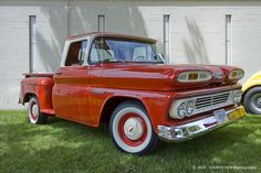 1960 Chevrolet Apache 10 Stepside pickup