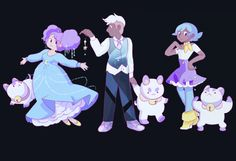 Bee & Puppycat i love this show!!