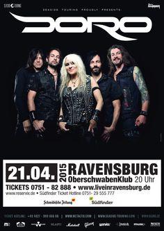 #doro #doropesch #Ravensburg #oberschwabenklub