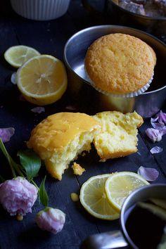 Spanish Vegan Lemon Muffins | Vegan Magdalenas - Here's how you can make vegan magdalenas – a delicious Spanish dessert! These vegan lemon muffins will surely become your favorite sweet treat! #spanish #muffins #lemon #vegan #veganrecipes #baking #vegandesserts