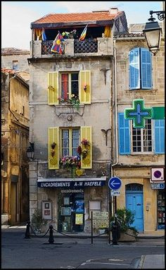 Beautiful Arles, France