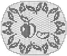 crochet em revista: motivos frutos