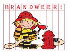 * Puzzel: Brandweer!