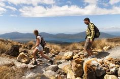 Top of the World views on the Tongariro Crossing according to the Star Tribune.