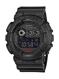 Casio G-Shock GD-120MB-1ER férfi karóra. Különleges külsővel rendelkezik, sportos megjelenést ad. Kényelmes viselet a műanyag szíjnak köszönhetően. Mai kornak megfelelően elemes óraszerkezettel rendelkezik. KATTINTS IDE!