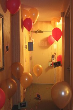 Bachelorette party decorations so awesome! you guys know i'm a sucker for decorations.
