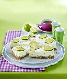 Limetten-Cheesecake Rezept - Chefkoch-Rezepte auf LECKER.de   Kochen, Backen und schnelle Gerichte