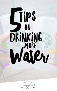 We all know water is important to our health. I don't know about anyone else, but it's not the easiest thing to drink the recommended 8 cups of water in a day, for me at least. I have made the change to drop soda and juice which is great and all, but I still have a crazy addiction to sweet tea. That's just a growing up in the south, and Grandma always having an overly sweet pitcher in the fridge my whole life.