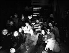 2013 Worldwide Pinhole Photography Day group photo