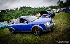 C5 allroad -> pickup